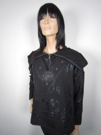BLUZA NU DENMARK INCLUDED HOOD BLACK