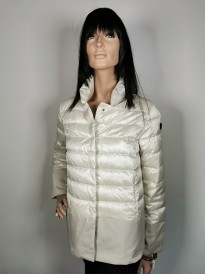 2.KURTKA BEAUMONT QUILTED OFF WHITE